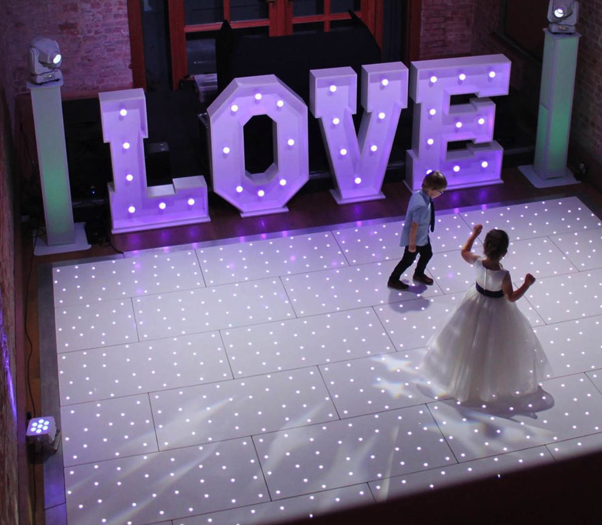 LED Dance Floor Norwich