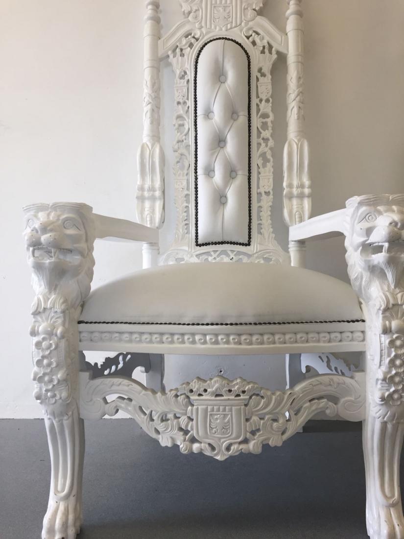 throne chair norwich