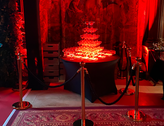 Cliveden House Events - 50th Birthday