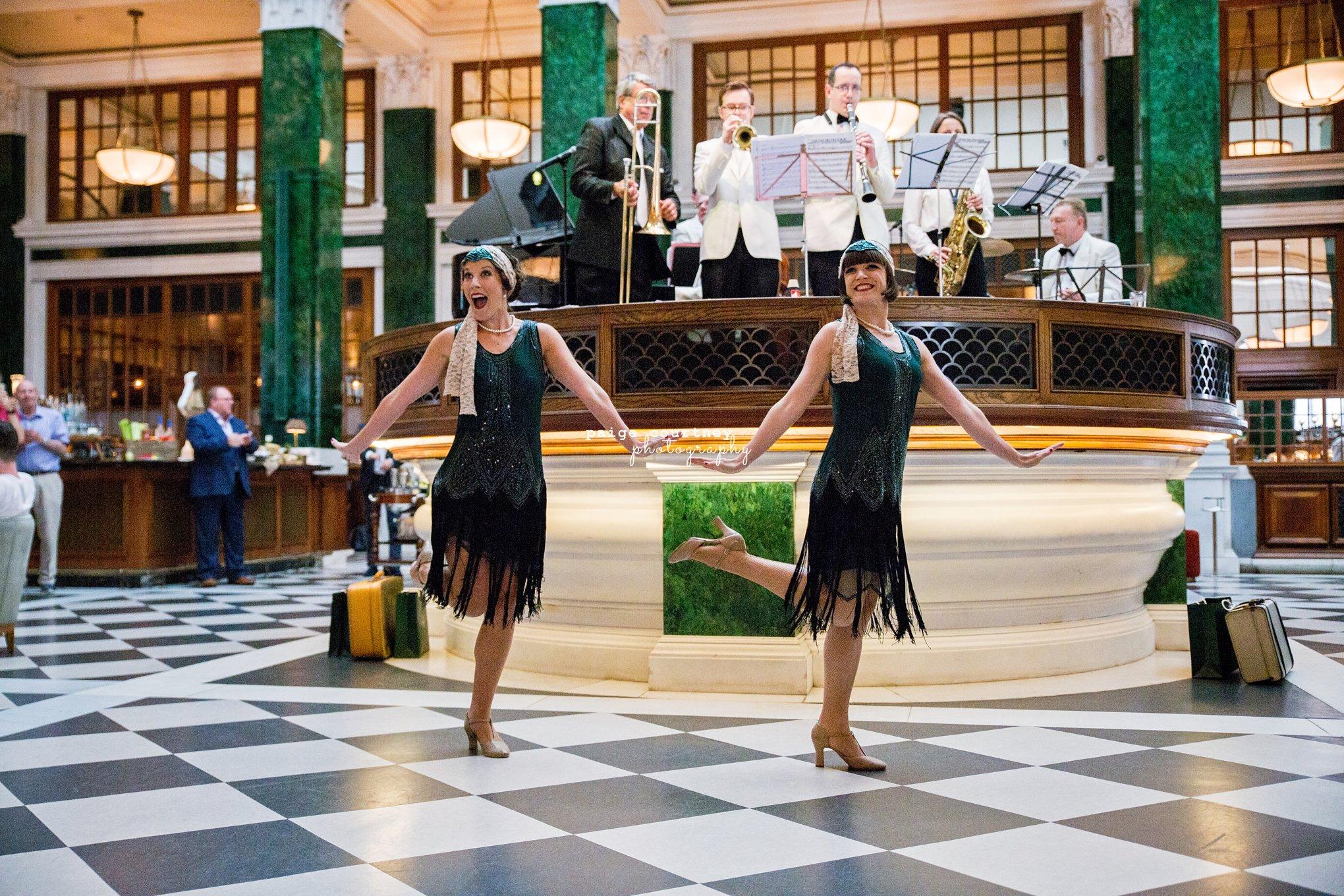 The Gatsby Girls - 1920s Dancers - London - Europe