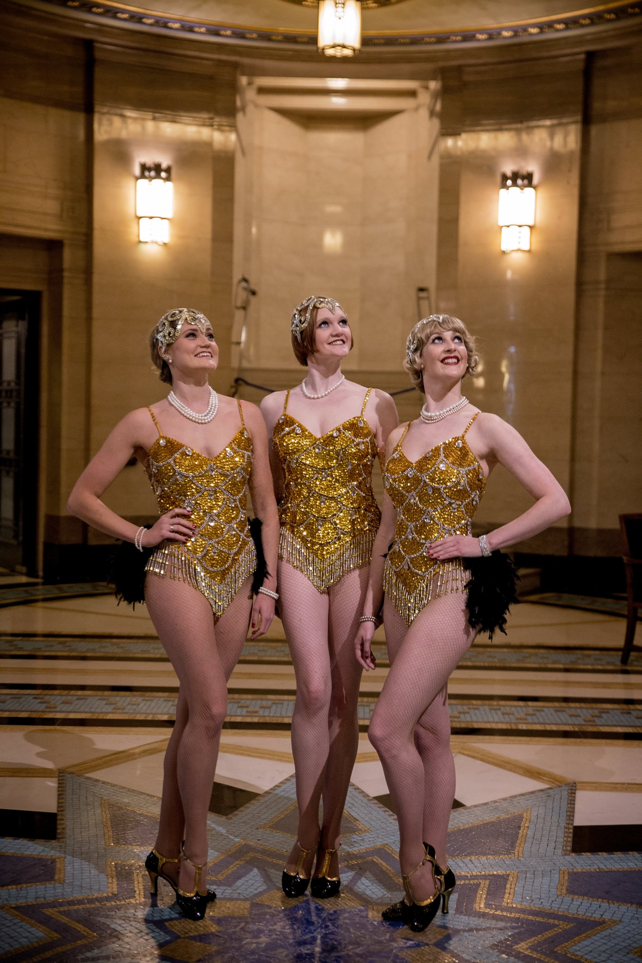 The Gatsby Girls - Hollywood Dancers - London - Europe