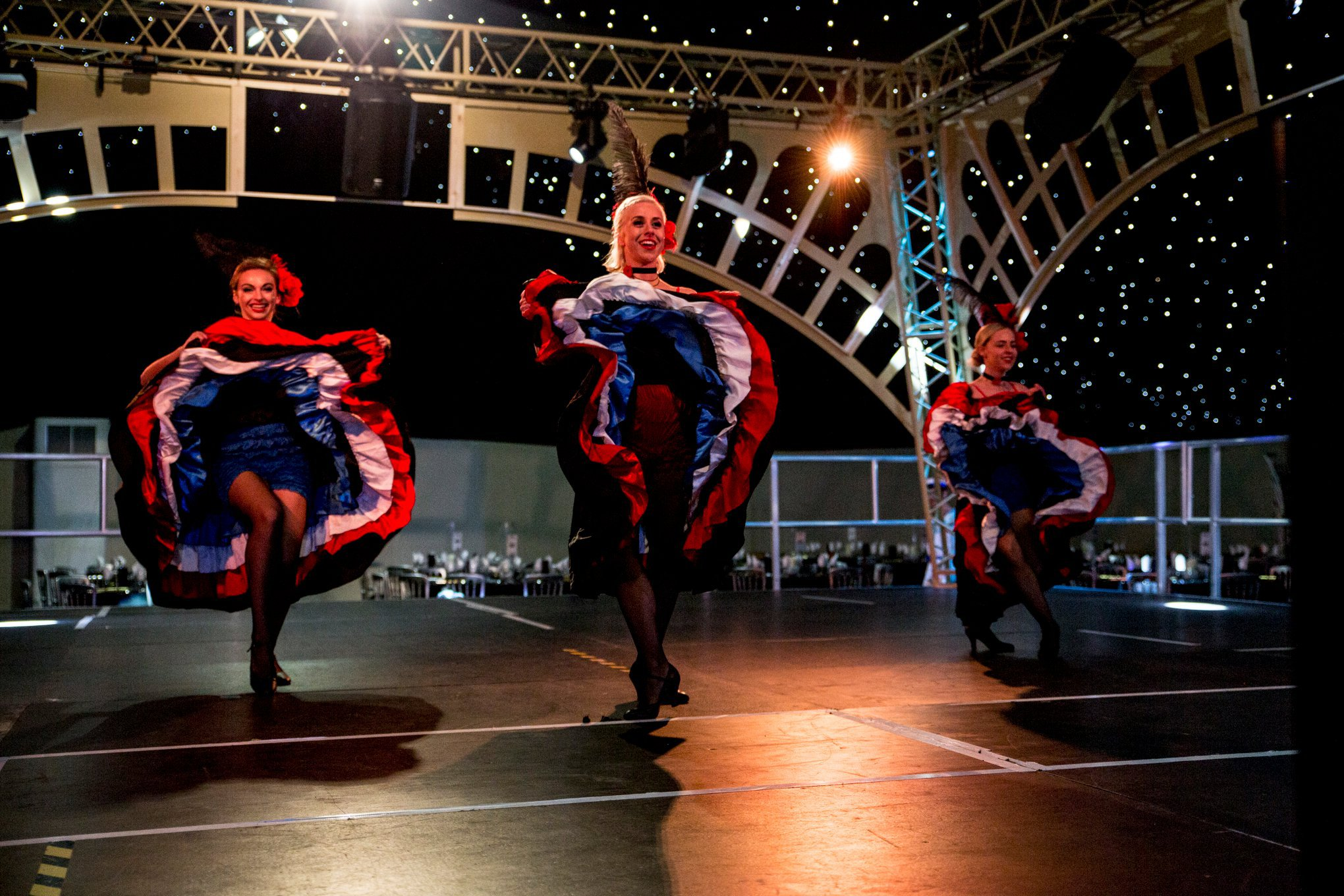 The Gatsby Girls - Can Can Dancers - London - Europe