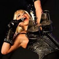 Donna Marie as Lady GaGa Tribute