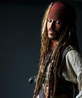 Simon Newton as Jack Sparrow