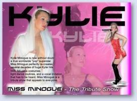 Miss Minogue tribute