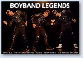 Boy band Ledgends