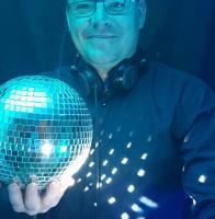 DJ Ian Ashdown-Nichol