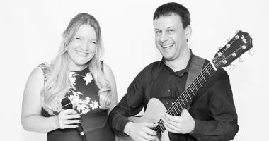 The Claire Barker and Paul Hill Duo