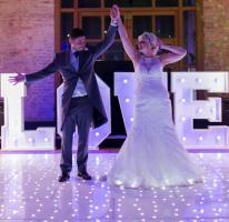 Norwich LED Dance Floor