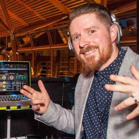 DJ Tim Jeckell