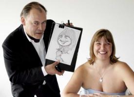 Paul's Caricatures