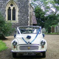Morris Minor Car Hire