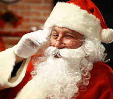 Father Christmas Hire