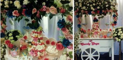 Candy Gaga Candy cart