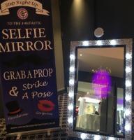 Budget Selfie Mirror